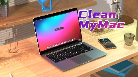CleanMyMac X 广告动画短片