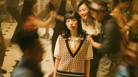 喜茶复古概念短片:桃我喜欢丨「芝芝桃桃」第五次回归