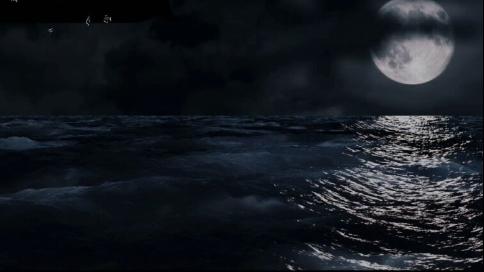 黑夜总是孤寂的
