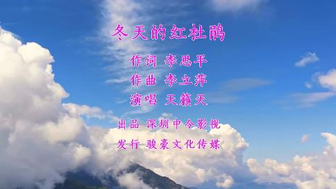 冬天的红杜鹃(作词 李思平 作曲 李立萍 演唱 天籁天)