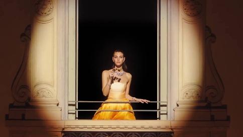 珠宝的意式宫廷风情盛宴:宝格丽「Magnifica」系列大秀