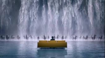 体验沉浸的光影世界丨极米投影仪 x 易烊千玺