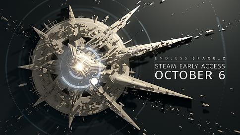 《无尽空间 2/Endless Space 2》 游戏宣传片