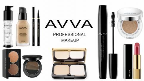 AVVA形象片  高端彩妆形象宣传片