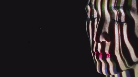 创意光影大片《形体与光影》