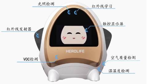 机器人产品宣传片