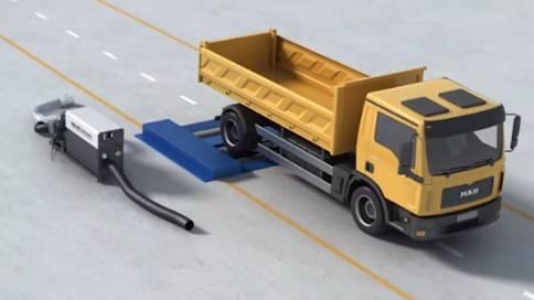 汽车检测行业工业产品动画展示案例