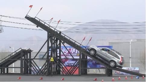 西宁2017年丰田试驾活动现场