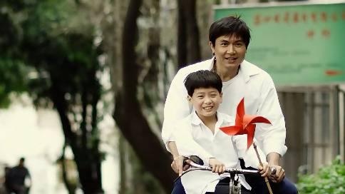 美的风扇30周年微电影《父子情》