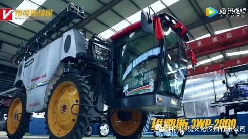 奏响中国农业机械奋进之凯歌