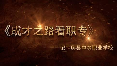 县级电视台风格的中职专学校宣传片