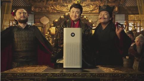 乔杉演绎小米爆笑广告《杀大王》