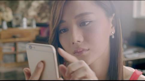 TCL续航+手机广告