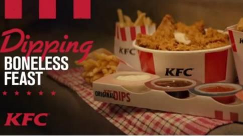 KFC创意广告片——好吃到可以找女朋友