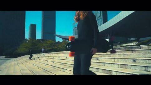EXWAY电动滑板宣传视频