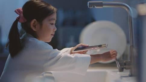 华为产品片《AI在防水》