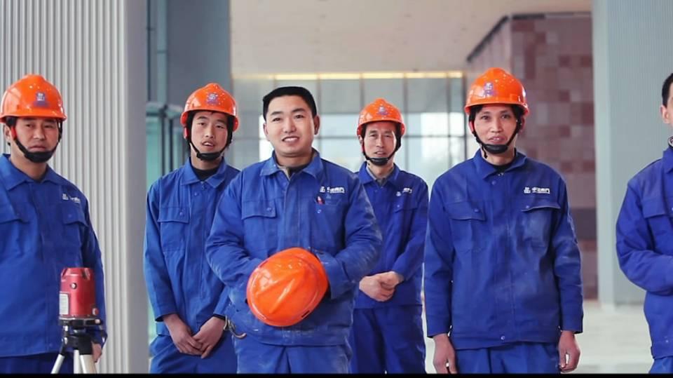 深圳中建南方装饰工程企业宣传片
