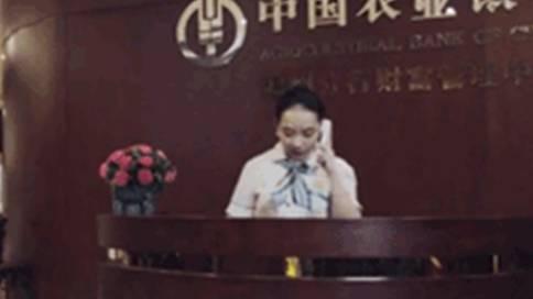 温州农业银行形象宣传片