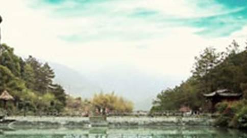 丽水东西岩景区微电影《追寻》