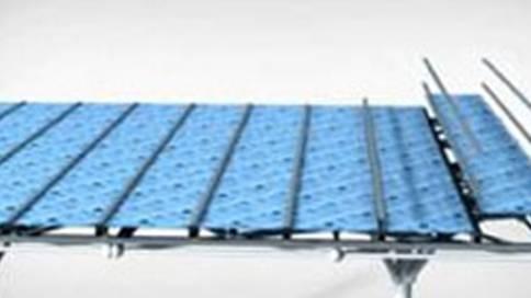 品诚塑胶科技阳光板安装动画
