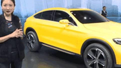 2015上海国际车展腾讯汽车车展