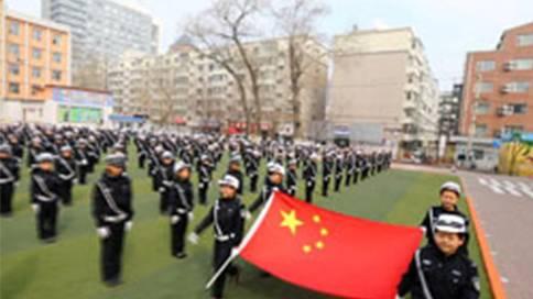 吉林省长春市富锦路小学宣传片