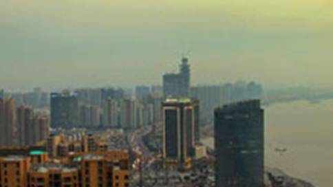 芜湖宁安铁路工程纪录片 - 奋斗的青春美丽