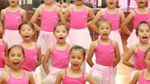 馨颖舞蹈艺术学校宣传片