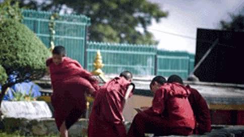 尼泊尔旅行短片 - 南摩布达记