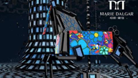 玛丽黛佳美妆3D动画广告片