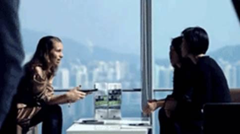 法国安盛保险(AXA)高端电视广告片