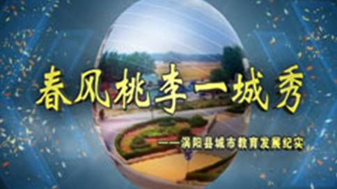 涡阳教育系统宣传片