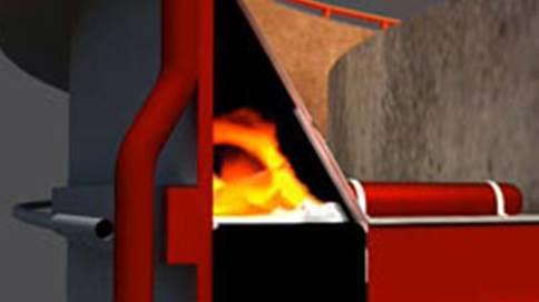 成威消防浮顶罐灭火装置三维产品演示动画