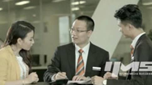 企业形象片:奥迪之星--自信篇|亚美远传影视制作