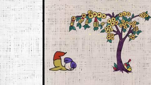 中国古风类创意动画片
