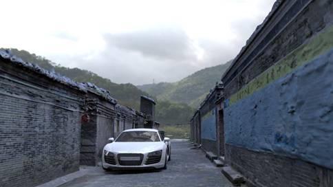 德国大众汽车奥迪(Audi)宣传片