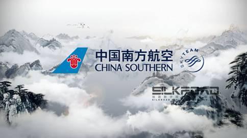 【中国南航安全演示水墨篇】