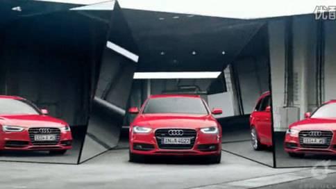 深圳八点印象传媒-Audi Mirrors on Vimeo