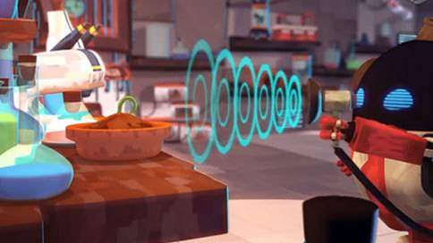 三维动画《弗吉与祖》预告片