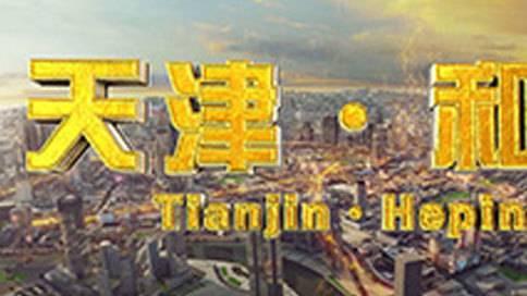 天津市和平区城市规划片